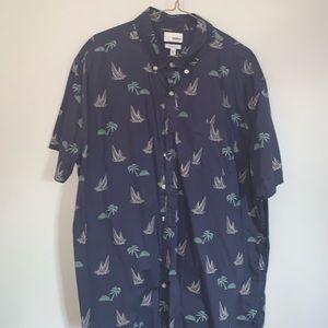 Men's Sonoma Short Sleeve Button Up